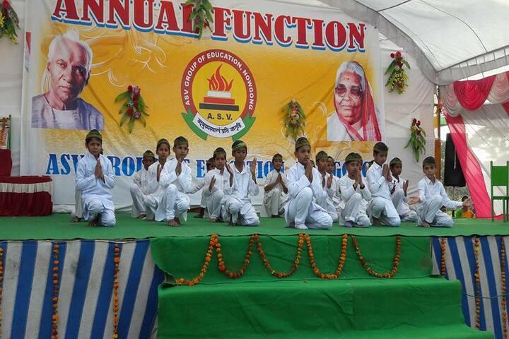 Acharya Shriram Vidyalaya-Annual Function