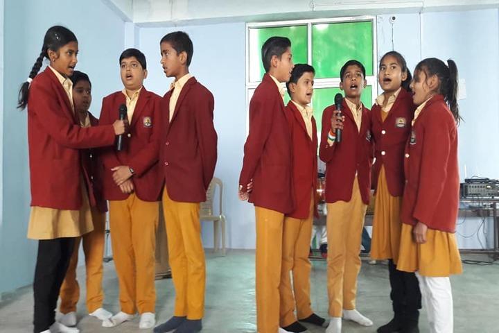 Acharya Shriram Vidyalaya-Music Activity