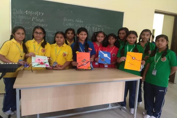 Acharya Vidyasagar Public School-Classroom Activity