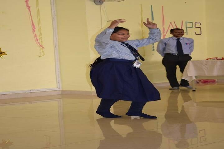 Acharya Vidyasagar Public School-Dancing Activity