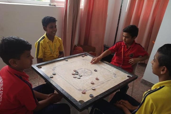 Acharya Vidyasagar Public School-Indoor Games