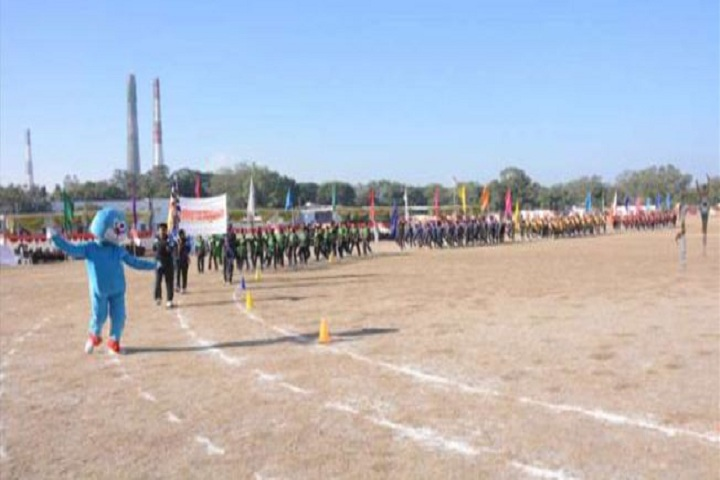 Aditiya Birla Senior Secondary School-Sports Meet
