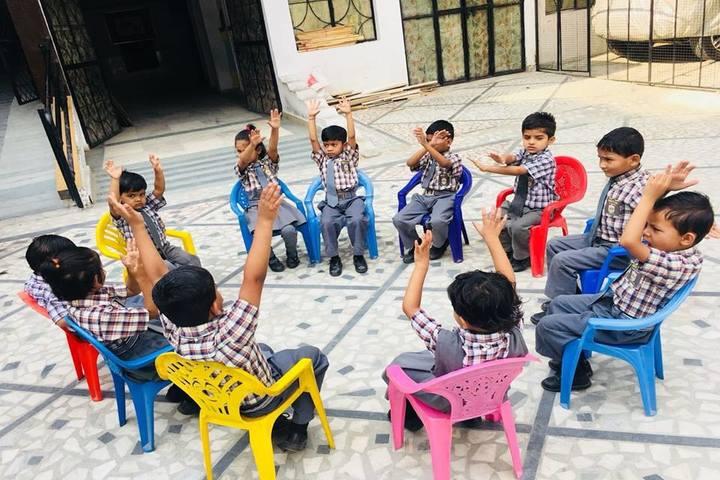 Aditya Convent School-Activity