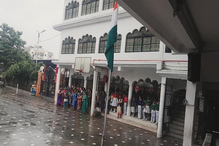 Aditya Convent School-Independencce Day
