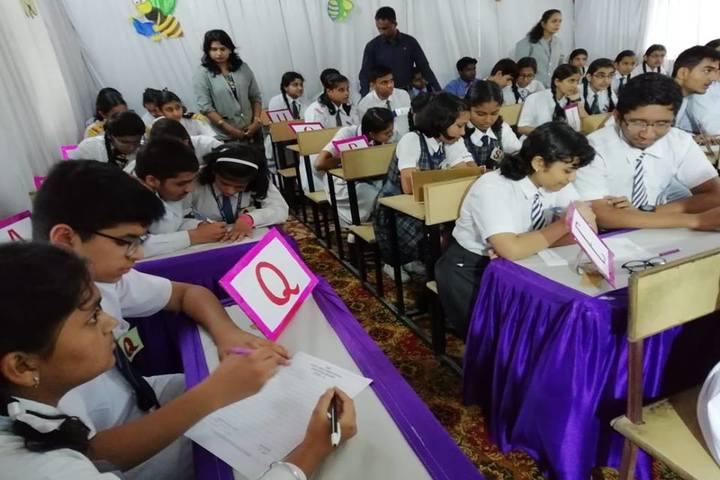 Aditya Convent School-Quiz Competition