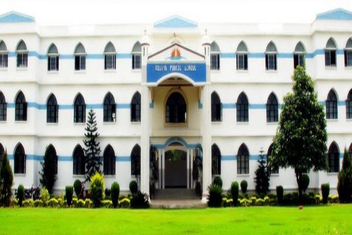 Aditya Public School-Campus View