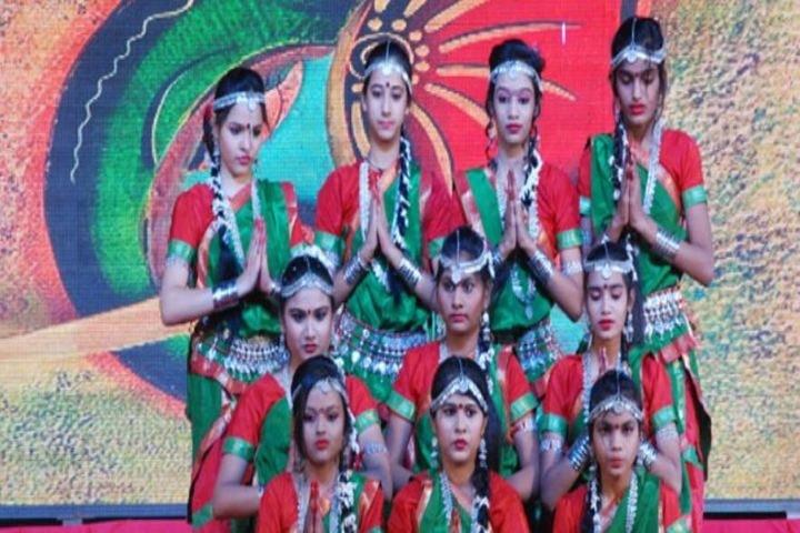 Aditya Public School-Classical Dance