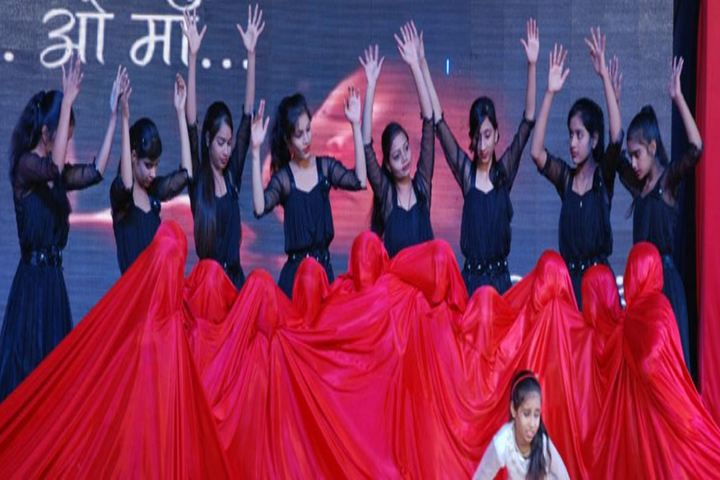 Aditya Public School-Dance