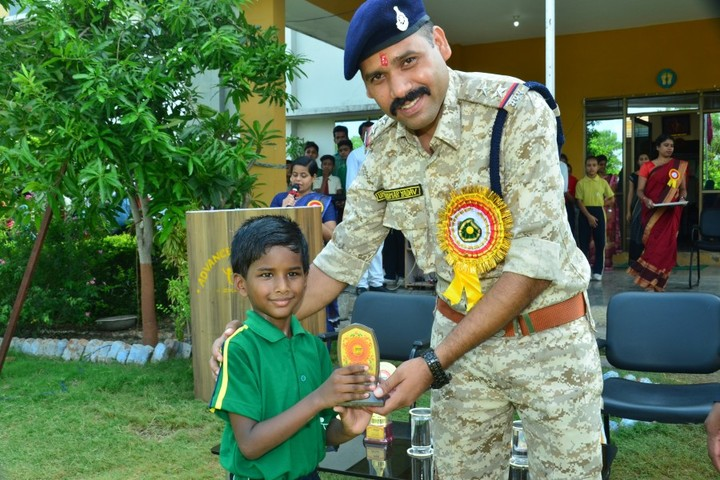 Advanced Kids Academy-Annual Prize Distribution