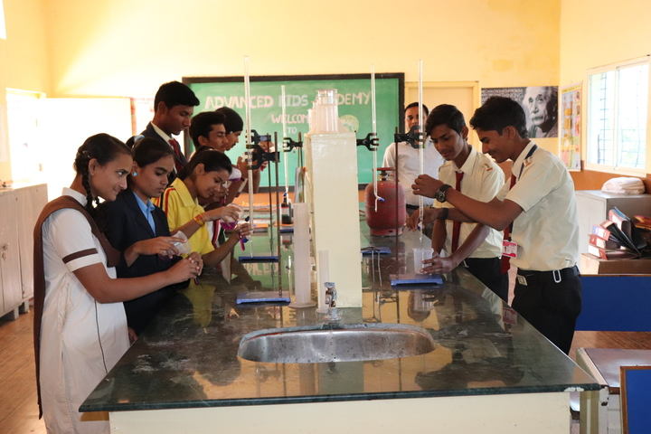 Advanced Kids Academy-Chemistry Lab