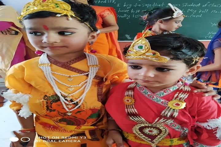 Agarwal International Public School-Krishnastami Celebrations