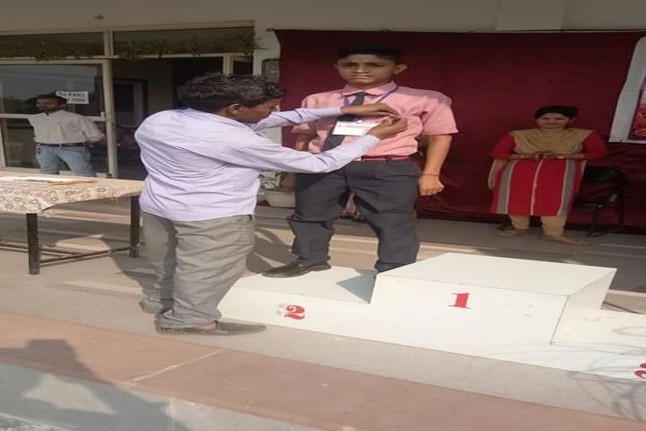 Agarwal International Public School-Prize Distribution