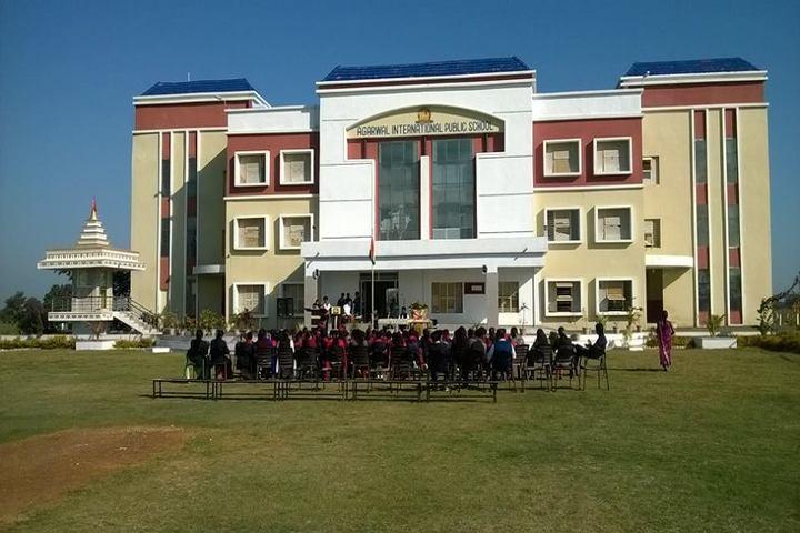 Agarwal International Public School-School Building