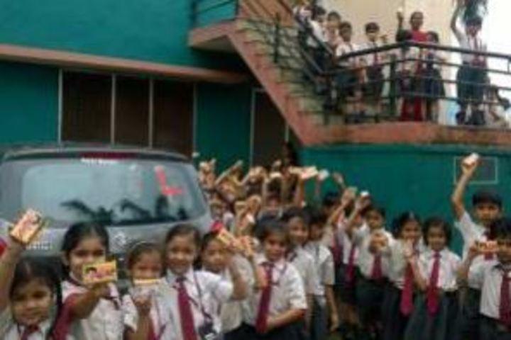 Agarwal Public School-Factory Visit