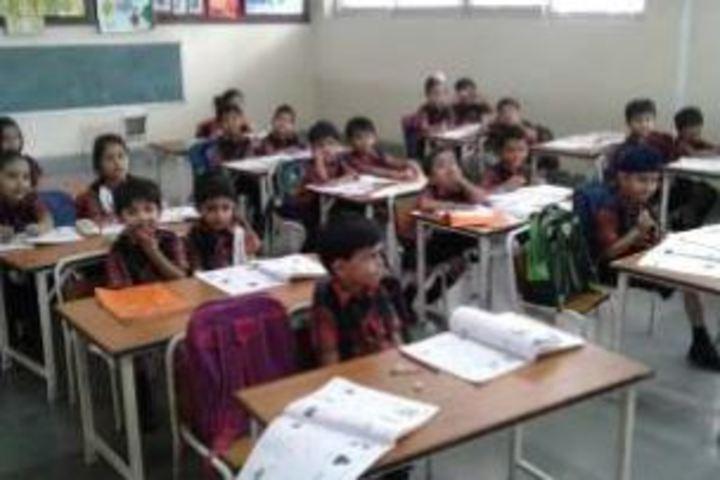 Agarwal Public School-Classroom