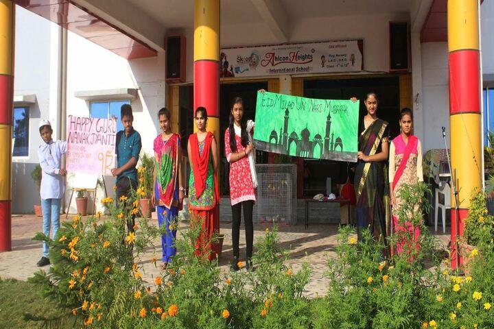 Ahps Sagar Ahlcon Heights Public School-Celebrations