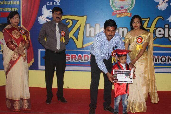 Ahps Sagar Ahlcon Heights Public School-Certification