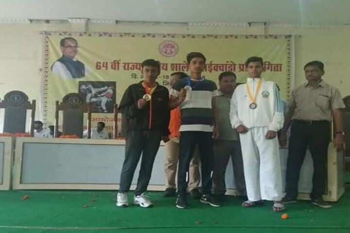Ahps Sagar Ahlcon Heights Public School-Winners