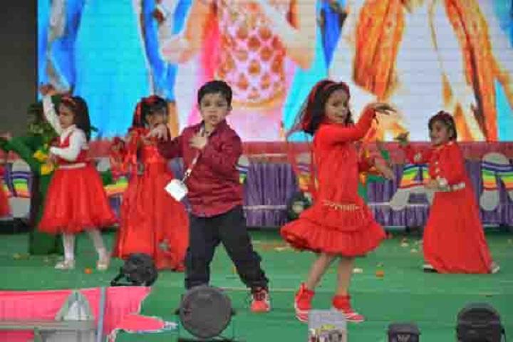 Ahps Sagar Ahlcon Heights Public School-Annual Day