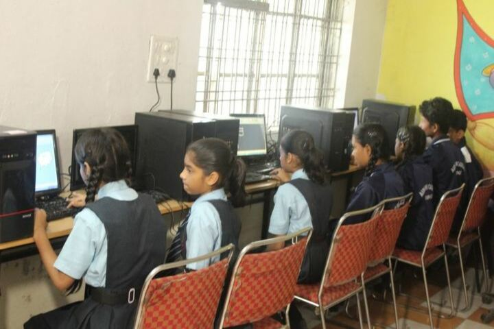 Aim Win Academy-Computer Lab