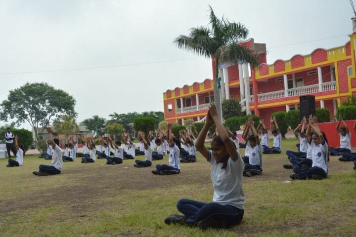 Aim Win Academy-Yoga Activity