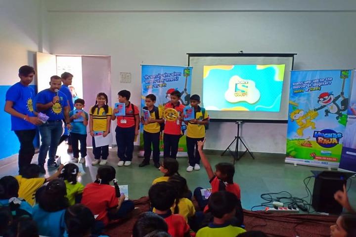 Ajay Satya Prakash Public School-Activity