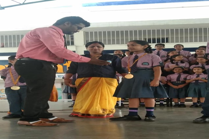 Ajay Satya Prakash Public School-Annual Prize Distribution