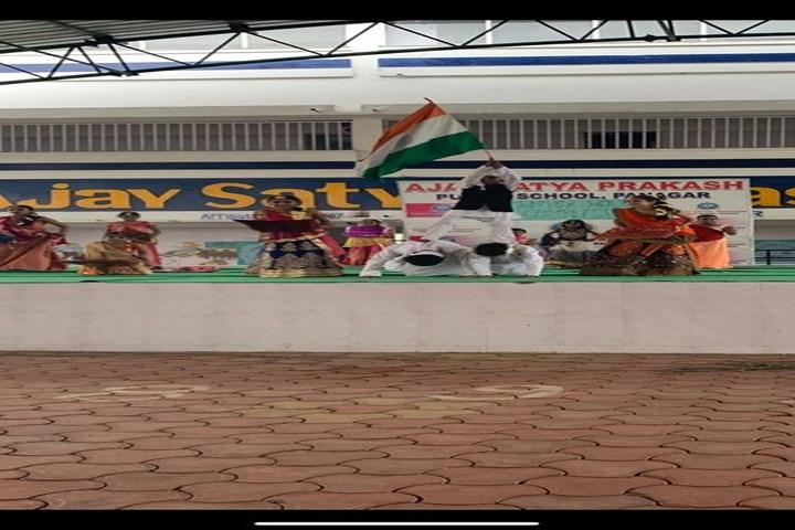 Ajay Satya Prakash Public School-Independence Day