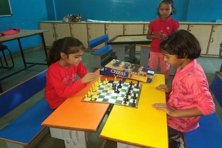 Ajay Satya Prakash Public School-Indoor Games