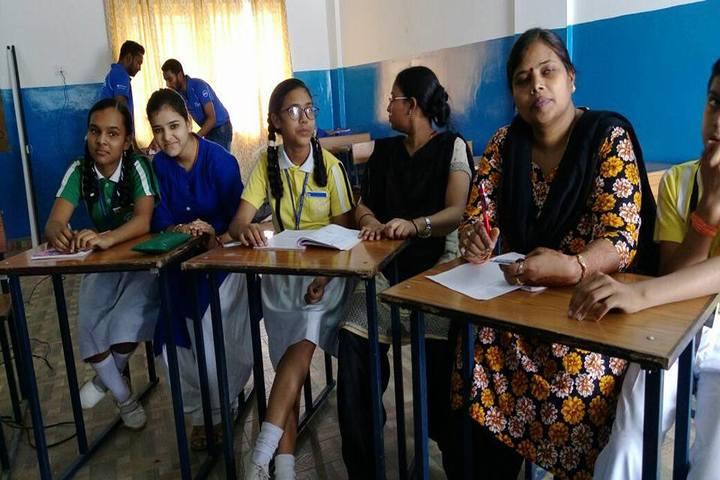 Ajay Satya Prakash Public School-Quiz Activity