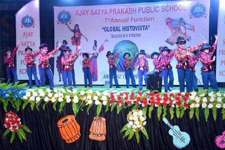 Ajay Satya Prakash Public School-Annual Day