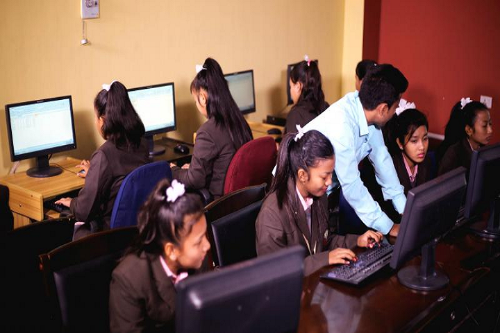 The Reality Public School- Computer Lab