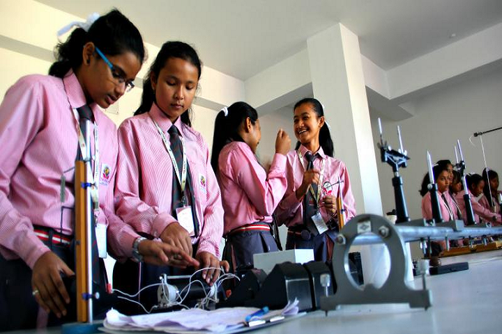 The Reality Public School- Physics Lab