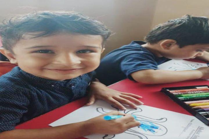 Akshat International School-Drawing