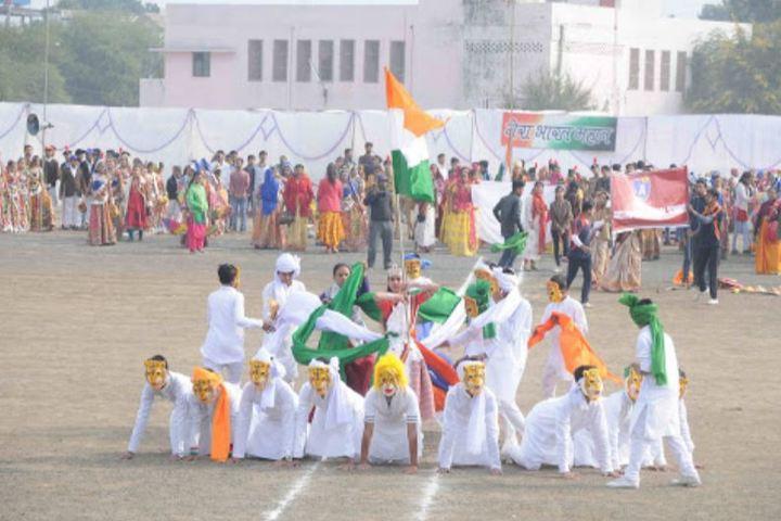 Akshat International School-Republic Day