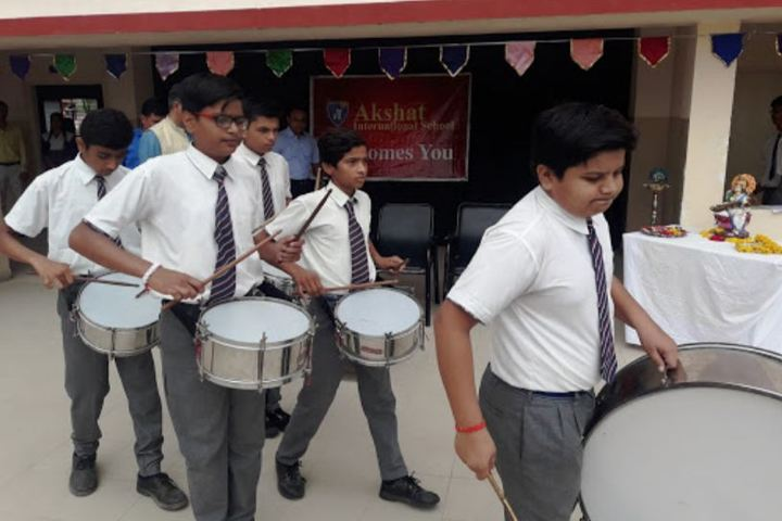 Akshat International School-School Band