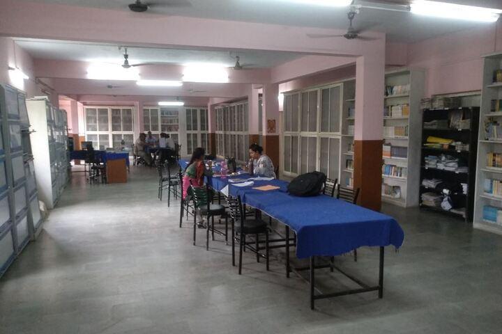 Akshay Academy-Library