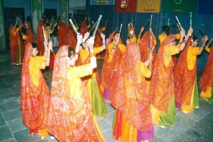 All Saints School-Cultural Dance