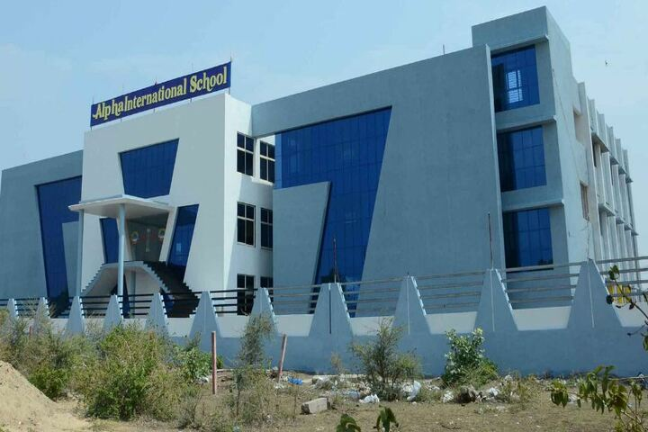 Alpha International School-Campus View