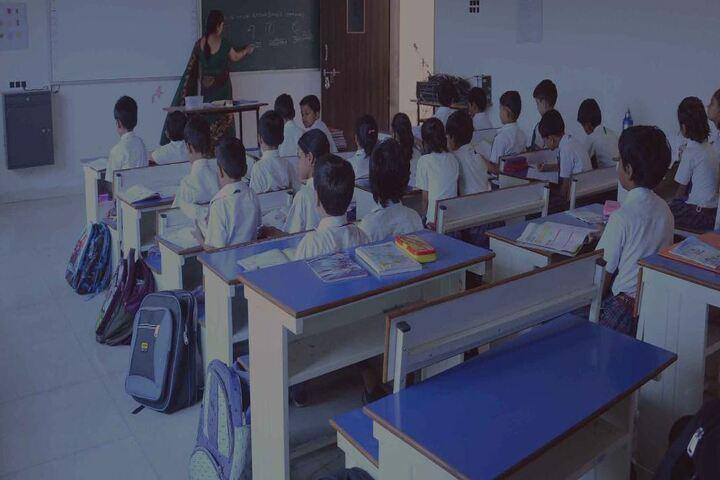 Alpha International School-Classroom