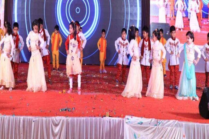 Alpha International School-Dance