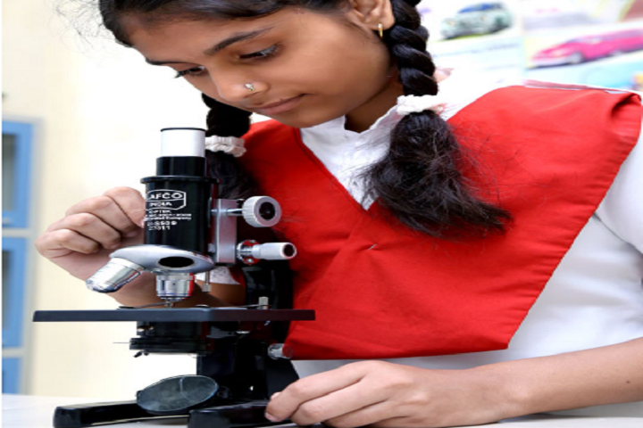 Anamay Higher Secondary School-Biology Lab
