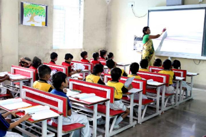 Anamay Higher Secondary School-Classroom
