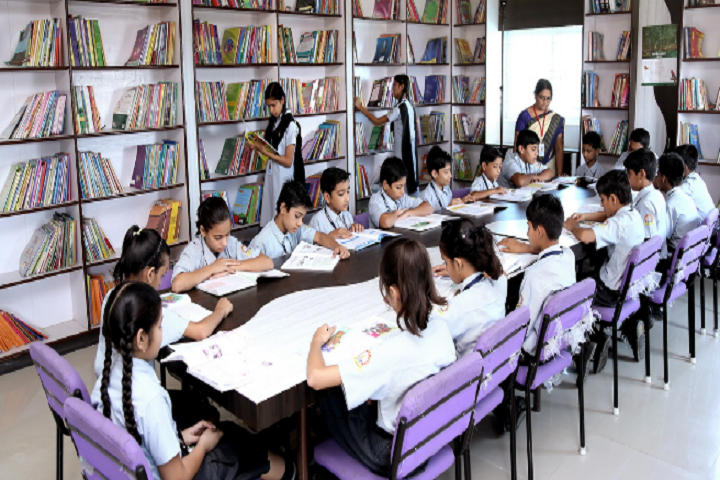Anamay Higher Secondary School-Library