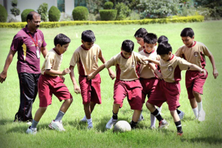 Anamay Higher Secondary School-Play Ground