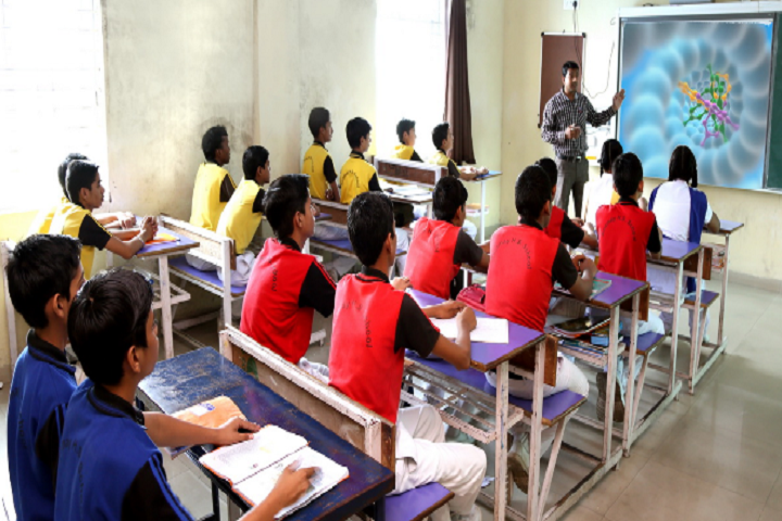 Anamay Higher Secondary School-Smart Class