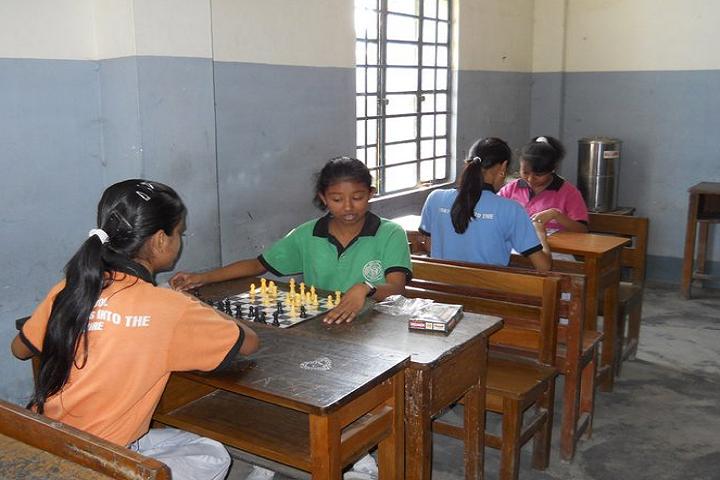 Tinsukia English Academy- Chess