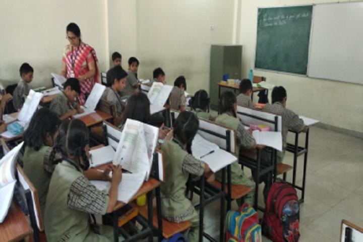 Anand Vihar School-Classroom