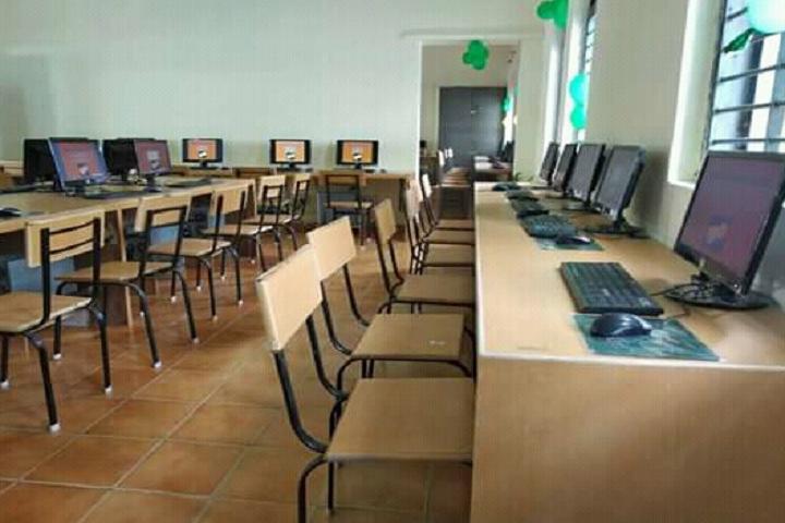 Anand Vihar School-Computer Lab