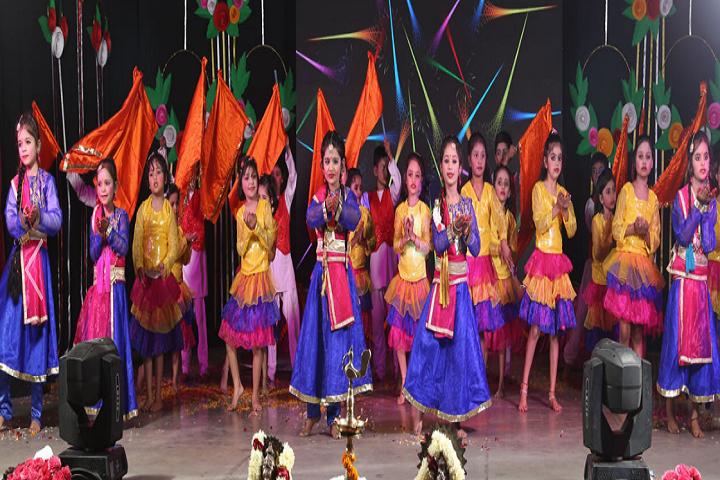 Anand Vihar School-Cultural Fest